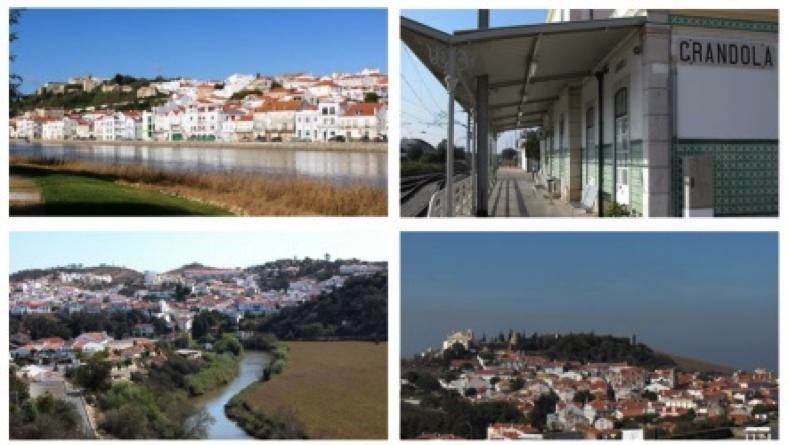 Plano de Mobilidade Urbana Sustentável do Alentejo Litoral