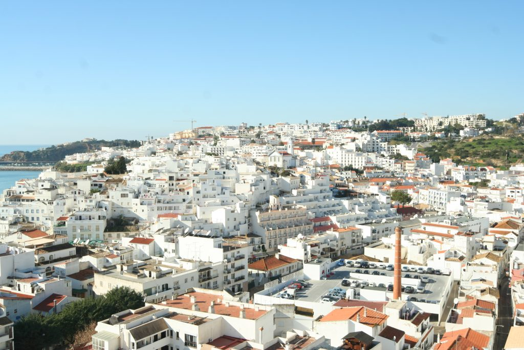 PMT of the city of Albufeira